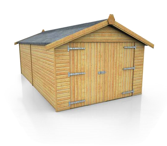 Cheap timber garages workshops for sale for Cheap garages for sale