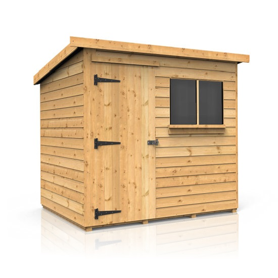 Garden Sheds Jarrow montana pent garden shed for sale sizes from (7'x5')