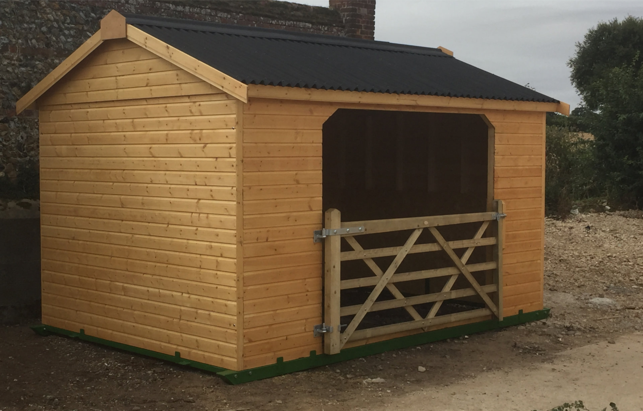 Mobile Horse Shelter : Field shelter photo gallery dsbuildings